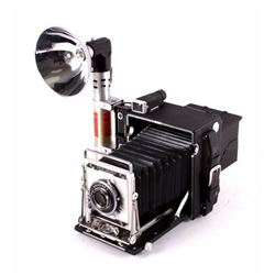"Graflex ""Speed Graphic"" Press Camera & Accessories"