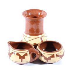 Pine Ridge Pottery by Ella Irving 1920-1930's