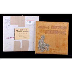 C.M. Russell Boyhood Sketchbook