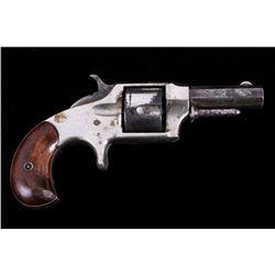E.A. Prescott Star Model 41 Revolver c.1870's