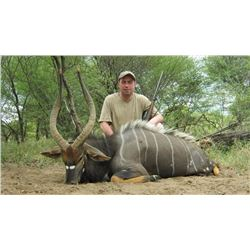 South African safari for one hunter (7 days)