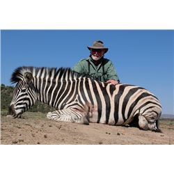 South African safari for two hunters with $1000 credit (10 days)
