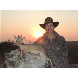 Trophy oryx and plainsgame hunt for 4 hunters in Namibia (4 days)