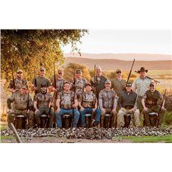 Mixed bag bird hunting in Paysandu, Uruguay for 2 hunters (3 days)
