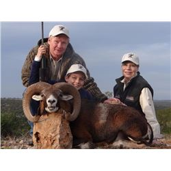 FTW/SAAM Five-night, four-day SAAM Precision and Safari/Hunt combo course for two hunters