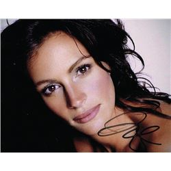 JULIA ROBERTS SIGNED PHOTO.