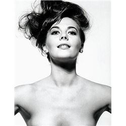 BERT STERN SIGNED: NATALIE WOOD 1964 VOGUE.