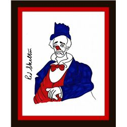 RED SKELTON: UNHAPPY CLOWN.