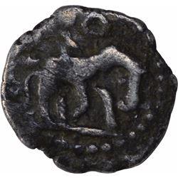 Silver Dramma Coin of Rashtrakutas.