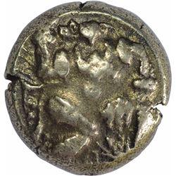Rare Gold Varaha Coin of Dana Murari Banta of Vijayanagar Feudatory.