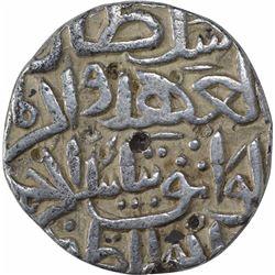 Silver Tanka of Taj ud din Firuz Shah of Bahmani Sultanate.