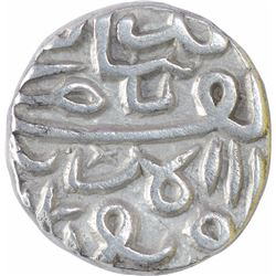 Silver One Tanka Coin of Nasir ud Din Mahmud Shah III of Gujarat Sultanate.