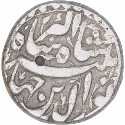 Silver One Rupee Coin of Jahangir of Patna Mint of Tir Month.