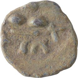 Lead Coin of Maharathis Dynasty.