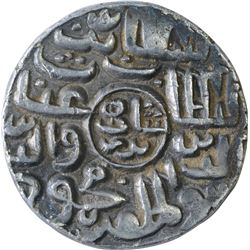 Silver Tanka Coin of Ghiyath Ud Din Mahmud of Da Mint of Bengal Sultanate.