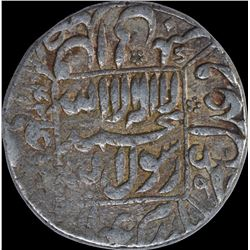 Silver One Rupee Coin of Shahjahan of Patna Mint.