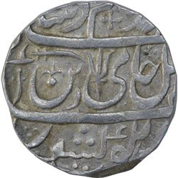 Silver One Rupee Coin of Kunch Mint of Maratha Confederacy.