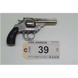 IVER JOHNSON , MODEL: SAFETY HAMMER AUTOMATIC , CALIBER: 32 S & W