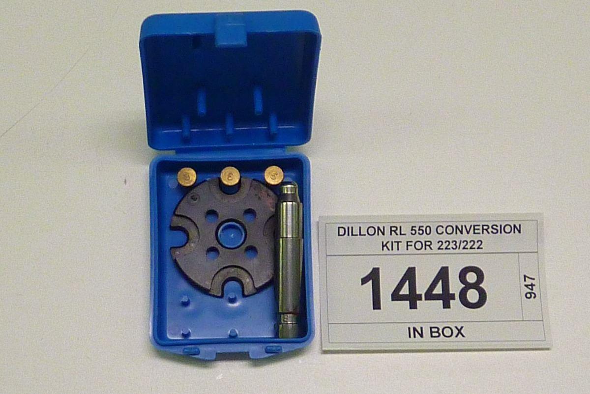 DILLON RL 550 CONVERSION KIT FOR 223/222