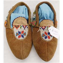 Old Moose Hide Moccasins