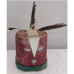 Hopi Kachina Style Mask