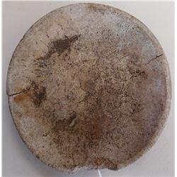 Alaskan Whale Bone Dish