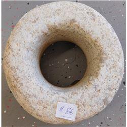 Chinese Donut Millstone