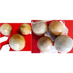 7 Stone Game Balls