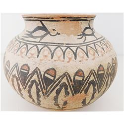 Santo Domingo Polychrome Olla