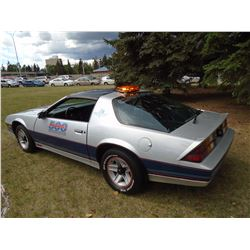 FRIDAY NIGHT! 1982 CHEVROLET CAMARO Z28 GM INDY 500 PACE CAR!