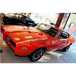 FRIDAY NIGHT! 1968 PONTIAC GTO FRAME OFF RESTORATION DUAL GATE SHIFTER