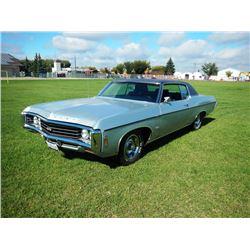 FRIDAY NIGHT! 1969 Impala 2 Dr Custom Coupe 427 SS: