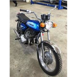 1971 HONDA CB750 MOTORCYCLE