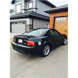 2001 FORD MUSTANG GT BULLITT ONLY 39400 MILES