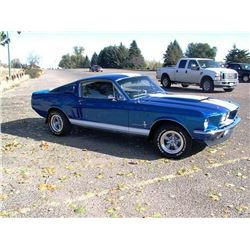 1967 FORD MUSTANG SHELBY RESTO MOD