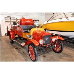 1920 FORD MODEL TT LA FRANCE FIRE TRUCK