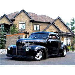 1940 CHEVROLET CUSTOM 5-WINDOW COUPE