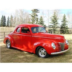 1940 FORD DELUXE 2-DOOR COUPE