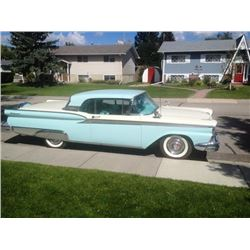 1959 FORD GALAXIE RETRACTABLE HARDTOP CONVERTIBLE