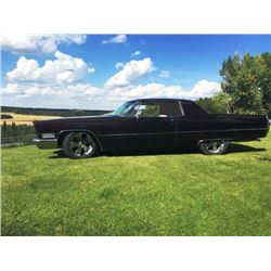 1968 CADILLAC COUPE DEVILLE 2-DOOR HARD TOP