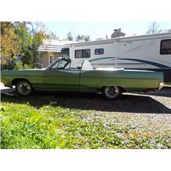 NO RESERVE! 1968 PLYMOUTH SPORT FURY CONVERTIBLE