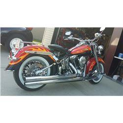 FRIDAY NIGHT! 2007 Harley Davidson Softail Deluxe