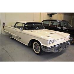 1959 FORD THUNDERBIRD 2-DOOR HARD TOP COUPE