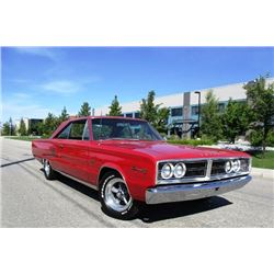 1966 DODGE CORONET CORONET 426 HEMI - REAL DEAL HEMI CAR DOCUMENTED WITH BUILD SHEET