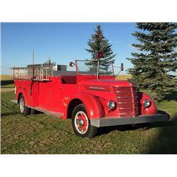 1937 INTERNATIONAL D-50-450 FIRE TRUCK
