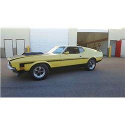 1971 FORD MUSTANG BOSS 429 CUSTOM