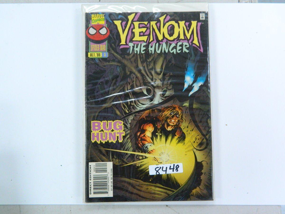 Venom the Hunger #3, 1996, Marvel Comics