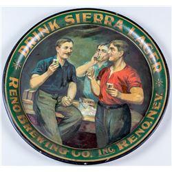 Sierra Lager Beer Tray