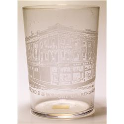 Gray, Reid & Wright Co. Beer Glass