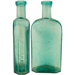 Twiaba Warranted. Aqua Patent Medicine